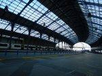 Plenty Of Space At Brighton Station