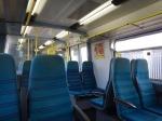 A Tidy Class 313 Interior