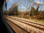 A New Siding At Tattenham Corner Station