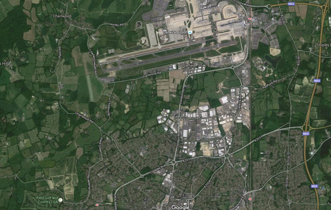 The Rise Of Gatwick Airport Stansted Airport