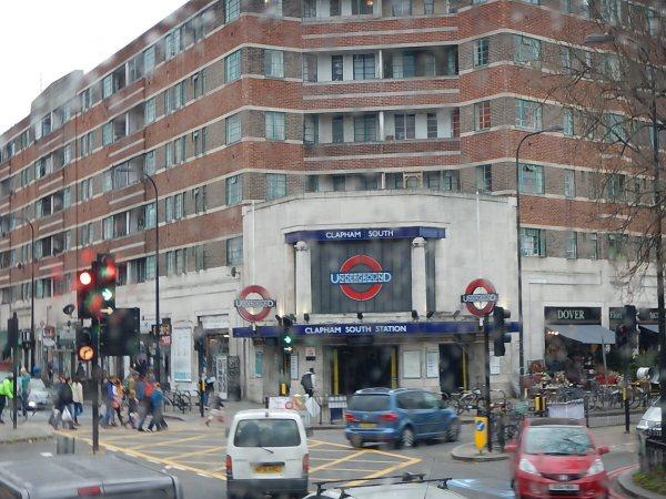 Clapham South Station