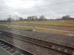 The Nuneaton North Chord Is By The Yellow Fence