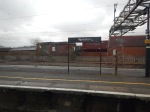 Arrival At Nuneaton Station