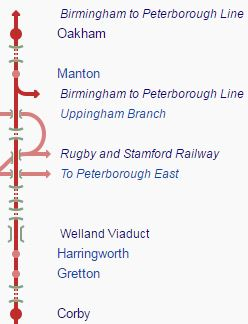 the kettering to oakham line the anonymous widower rh anonw com Simple Wiring Diagrams Light Switch Wiring Diagram