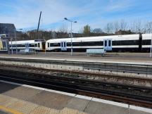 Seats On Platforms A/B