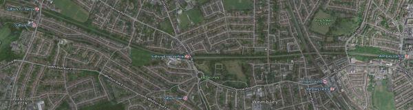 Wembley Stadium Station To Sudbury Hill Harrow Station