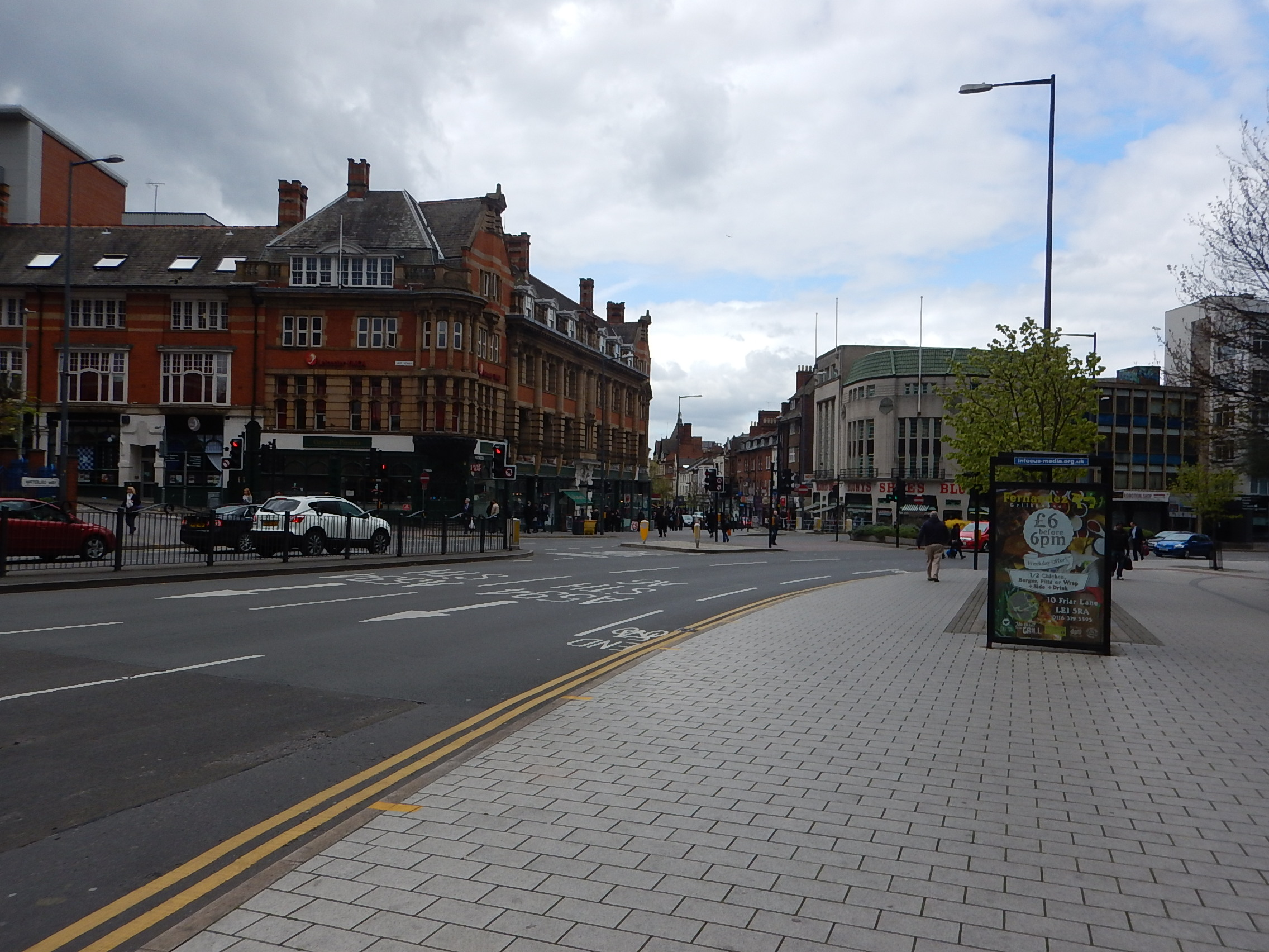 Leicester City Centre « The Anonymous Widower
