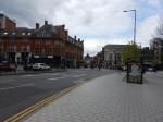 Towards Leicester City Centre