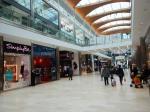 Inside High Cross Shopping Centre