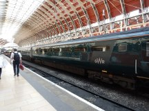 Great Western Railway's New Train
