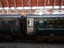 Great Western Railway's New Train