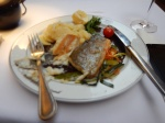 Sea-Bass, Potatoes And Vegetables In Romana 2