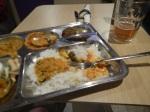 Vegetarian Curry In Nishta