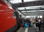 Arrival At Munich