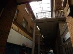 Inside Brixton Station
