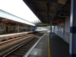 Brixton Station - Note Overground Lines On Top