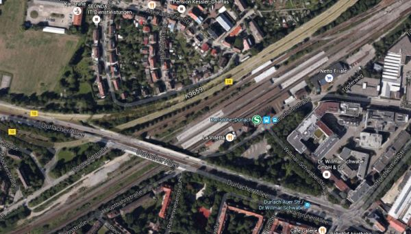 Karlsruhe-Durlach Station