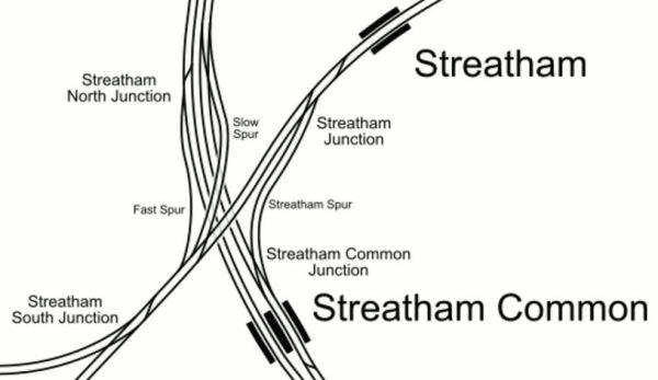 Streatham Common Lines