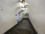 An Unwelcoming Tunnel At Essex Road Station