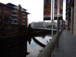 Along The Irwell Behind Spinningfields