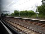 Hillington West Station