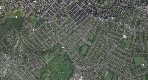 Norwood Junction To Beckenham Junction