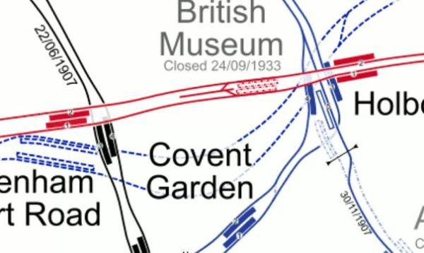 British Museum Station