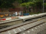 Platform Extension Work At Brentwood