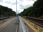 New Gantries And Platform Extensions At Brentwood