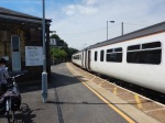 Arrival At Marks Tey Station