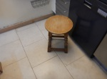 One Of My All-Purpose Stools From Where I Took Most Of The Other Pictures