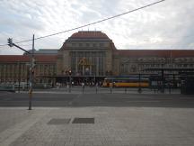 Leipzig Hbf Station