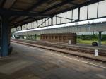 The Vogtlandbahn Platforms At Zwickau