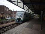 My Diesel Vogtlandbahn Train Arrives