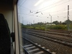 Leaving Zwickau Station