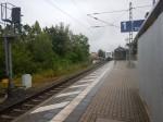 My Train Arrives At Netzschkau Station