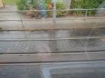 Metre Gauge Tram And Standard Gauge Railway