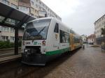 Zwickau Zentrum Tram/TrainStop