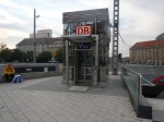 A Secondary Entrance To The S-Bahn At Leipzig Hbf Station