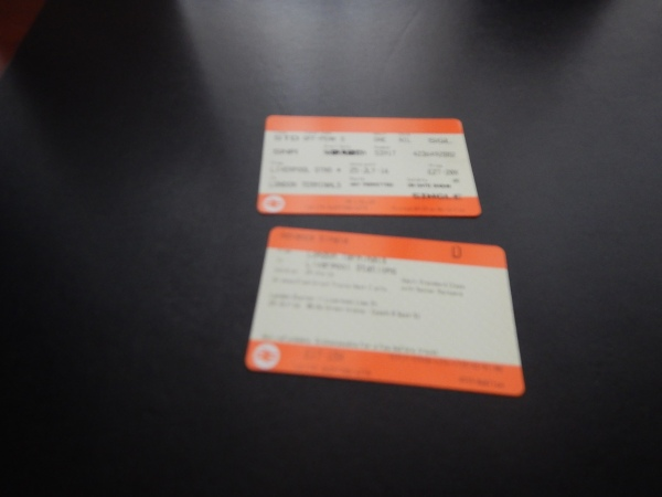 The UK's Idea Of A Ticket To Ride