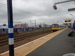 A Class 365 Train Goes Through