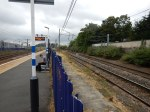 Platform 2 At Hornsey Station With Second Slow Line Behind
