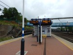 Platform 3 For Main Line And Platform 4 For Hertford Loop At Alexandra Palace Station