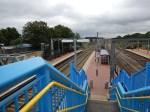 Platform 2 At Alexandra Palace Station