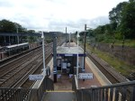 Platforms 3 And 4 At Alexandra Palace Station