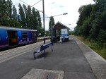 Arrival At Gordon Hill Station