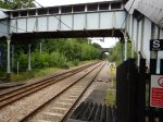 The Bridge At Gordon Hill Station