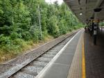 Platform 1 At Gordon Hill Station