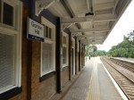 Buildings On Platforms 1 And 2 At Gordon Hill Station