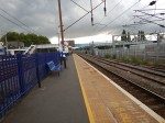Platform 1 At Hornsey Station And The Two Slow Lines